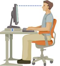 Eye Strain From Computer