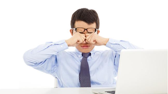 reduce eye strain computer