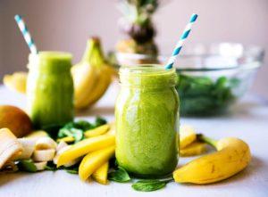 green smoothy recipe