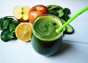 green smoothy recipe
