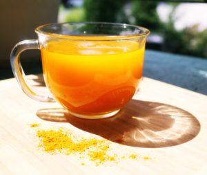 what is turmeric tea?