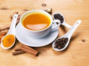 turmeric tea recipes
