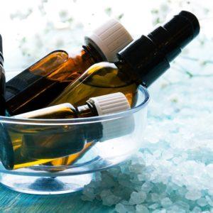 essential oil mosquito repellent